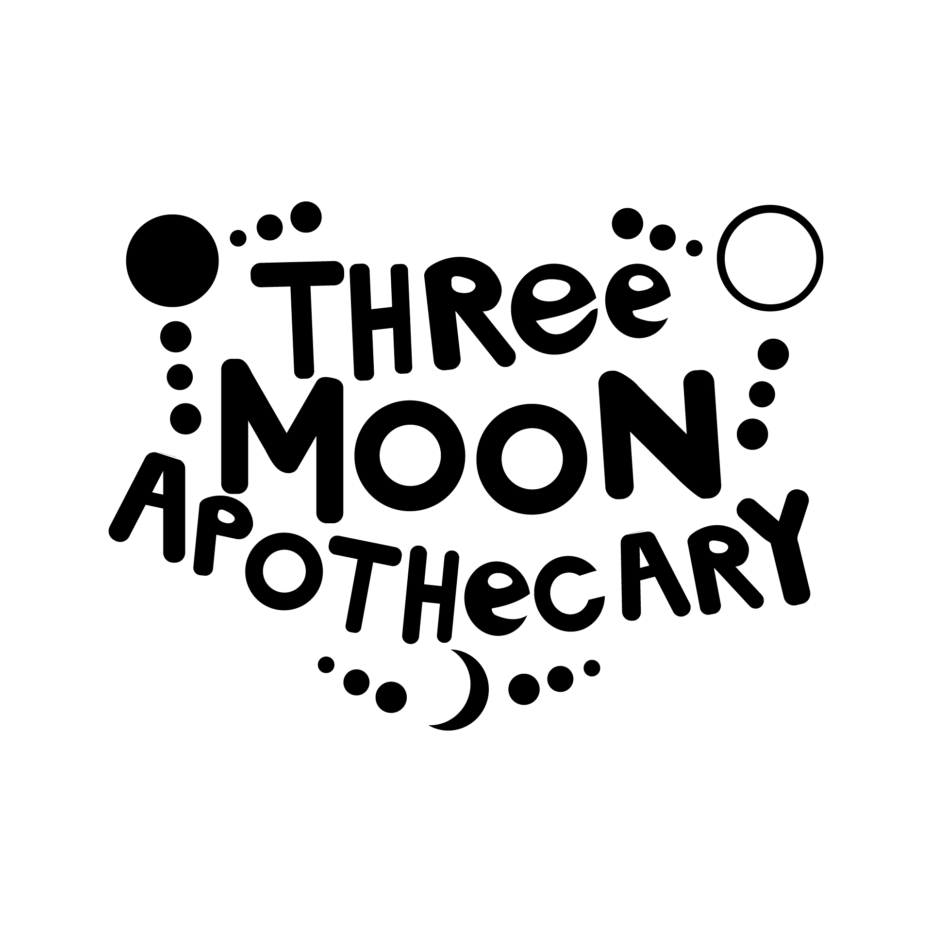 Three Moon Apothecary Home